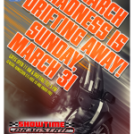 MARCH 31 DRIFTING FLYER